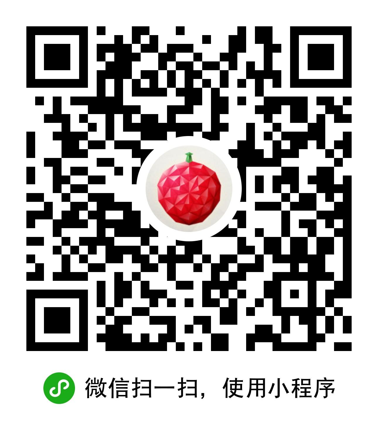 小程序荔枝FM播客二维码