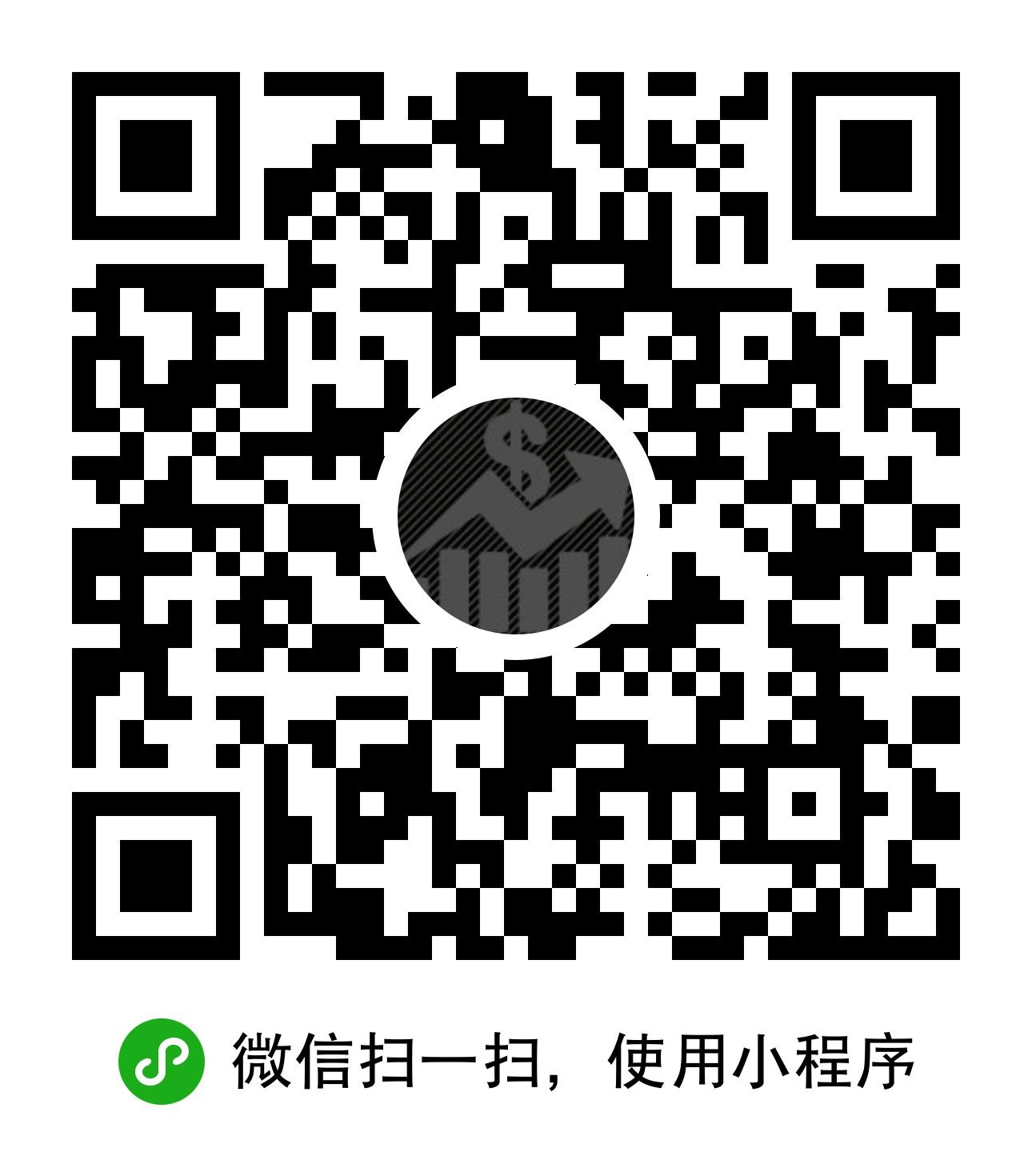 小程序港股交易二维码