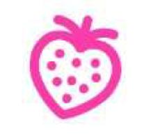 小程序粉色草莓